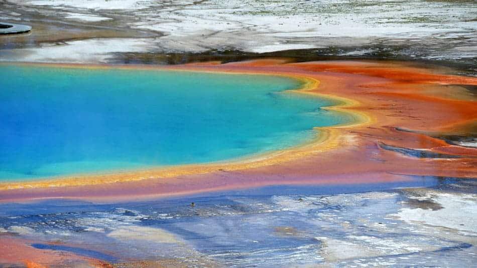 Yellowstone National Park - Parc de l'Ouest américain