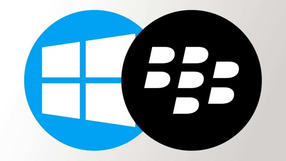 Alliance Blackberry et Microsoft