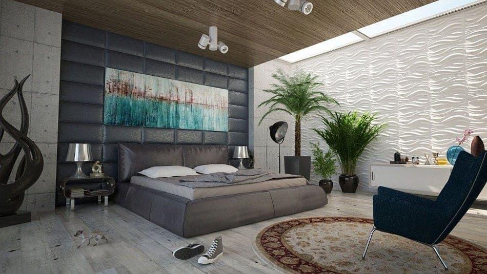 L\'aménagement d\'une chambre nature