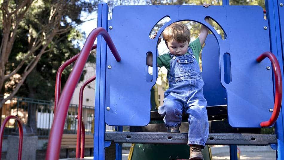 Aménager son jardin - équipement pour enfants