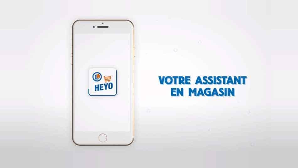 Application Heyo E. Leclerc