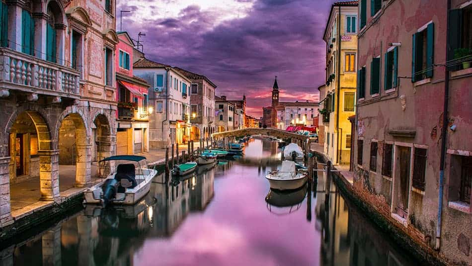 Belles villes d'Italie - Venise