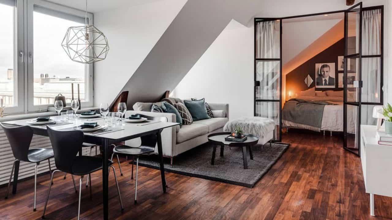 Bien Agencer Un Petit Appartement bien aménager un petit appartement - nos trucs et astuces