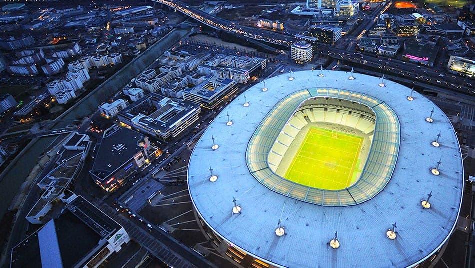 Billetterie du Stade de France