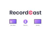 RecordCast – Un outil en ligne gratuit pour faire des captures vidéo
