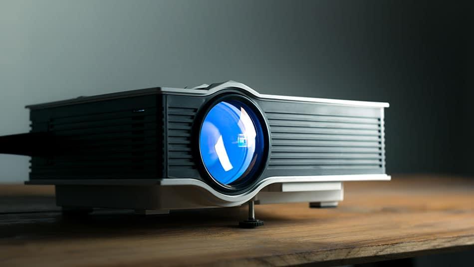Changer la lampe d'un vidéoprojecteur