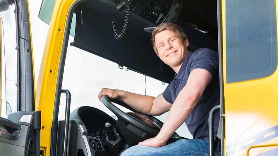 chauffeur camion