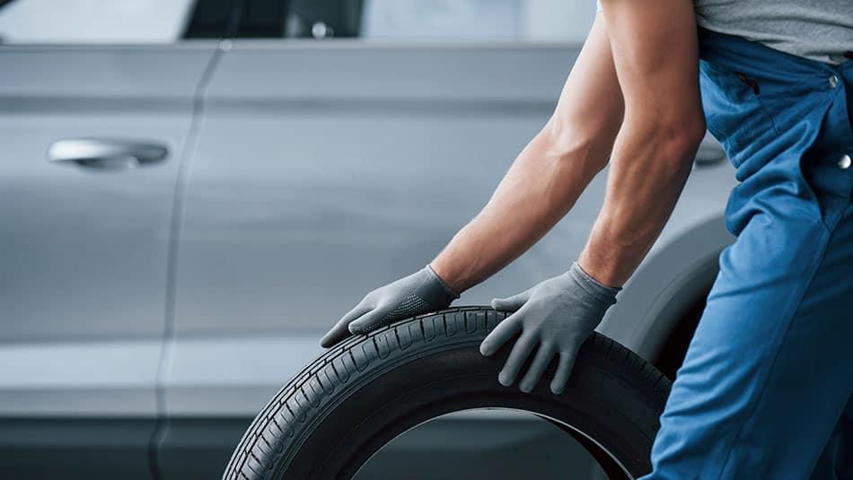 Choisir les pneus d'une voiture