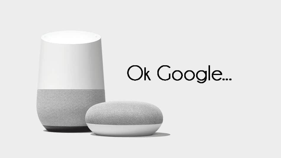 Les meilleures commandes vocales Assitant Google