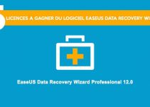 5 licences d'EaseUS Data Recovery Wizard Pro à gagner