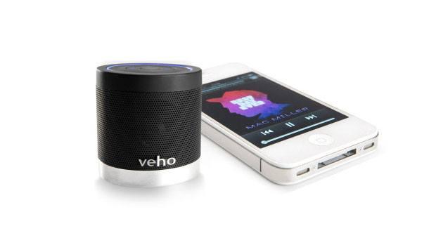 Gagne une Enceinte Bluetooth Veho 360° M4