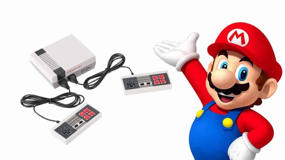 Concours mini NES Game Machine