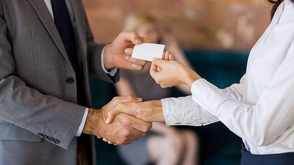 Créer des cartes de visite pour ses salariés