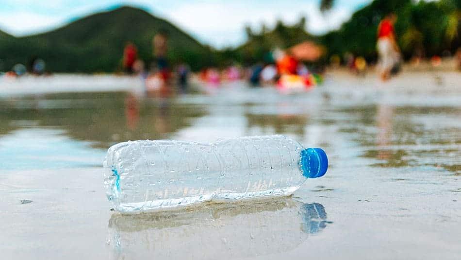 Vortex swim pour lutter contre les déchets dans l'océan