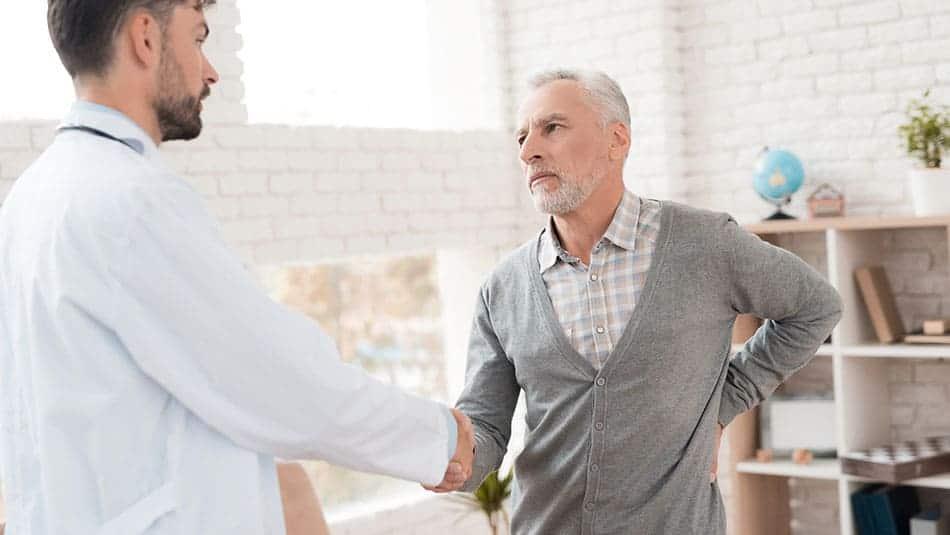 douleurs physiques liées à l'âge