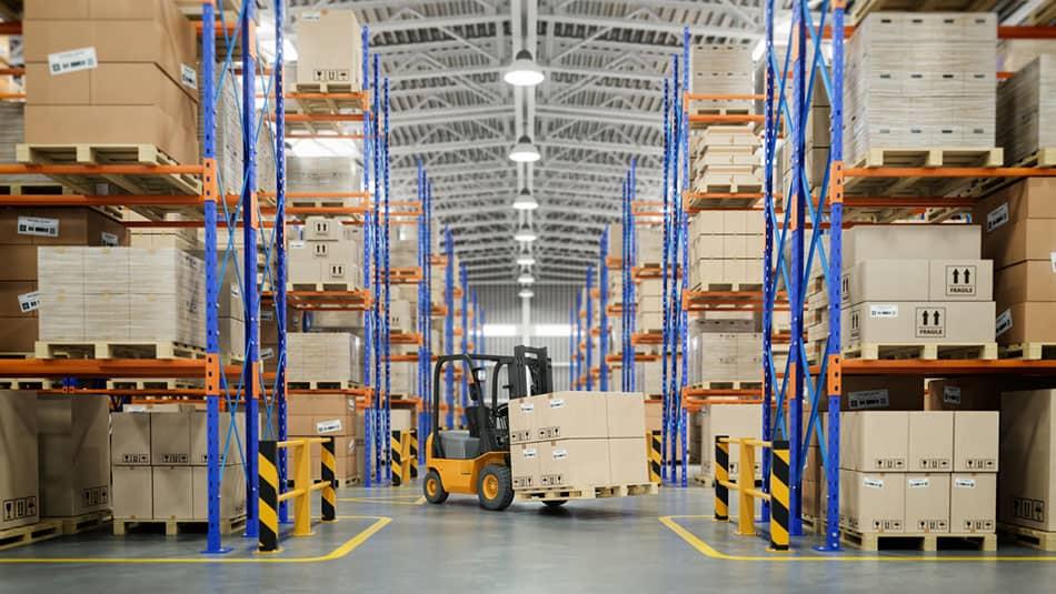 Entrepôt - Les solutions pour améliorer la logistique