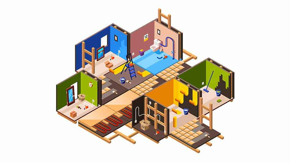 Pourquoi faire les travaux de sa maison en 2018