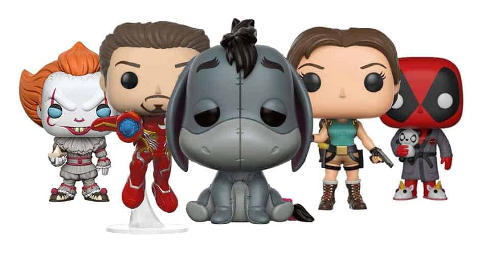 Figurines Funko Pop