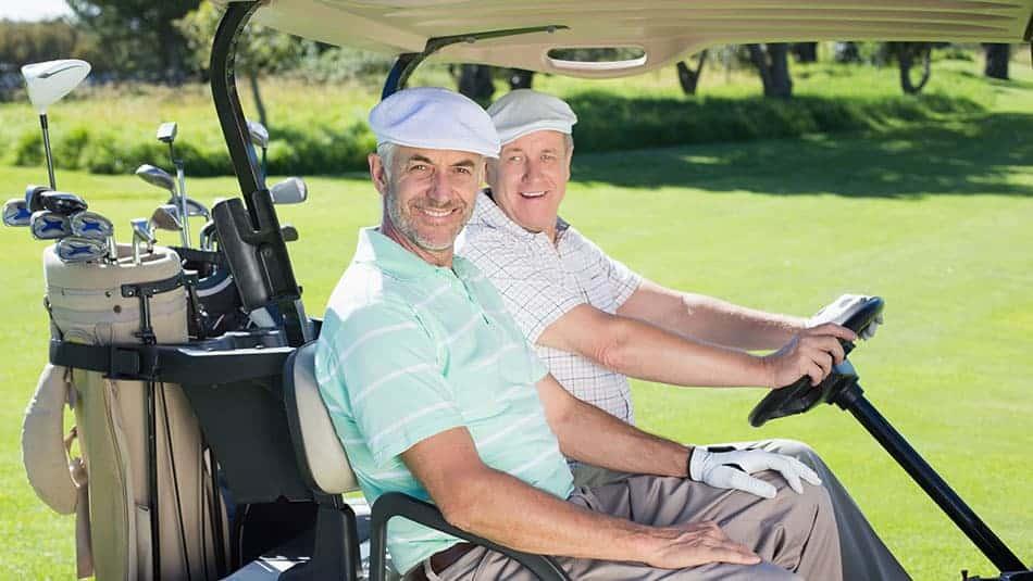 Golf - Les bienfaits sur le corps et l'esprit