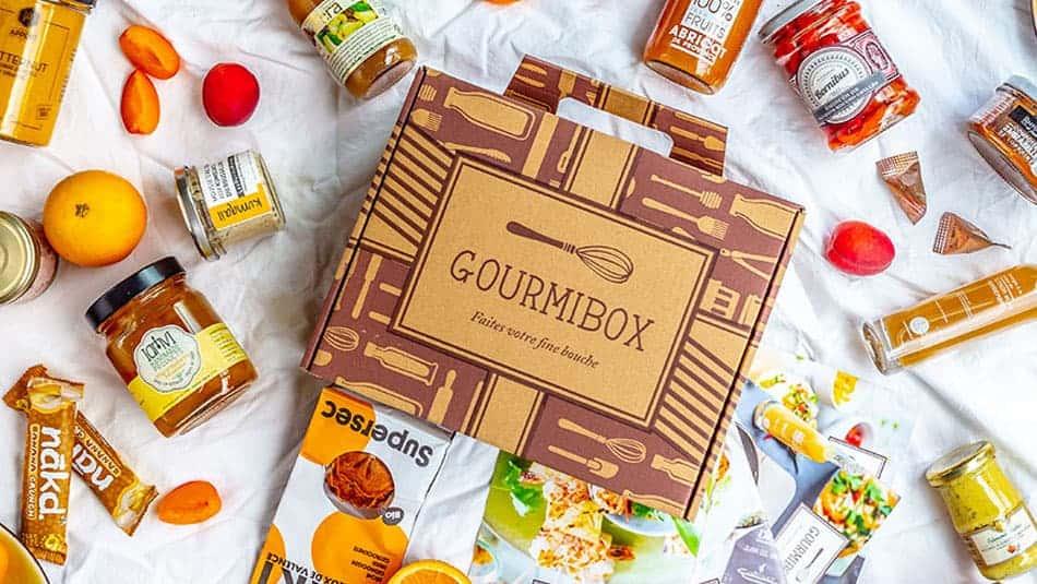 Gourmibox - Box à abonnement