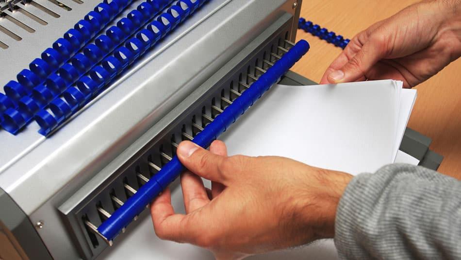 Imprimer sans reliure