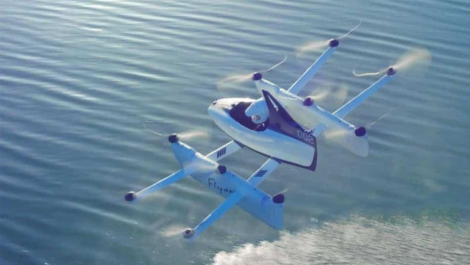 Flyer, voiture volante de Kitty Hawk