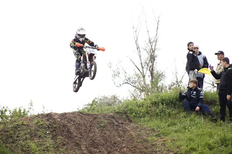 KTM ou la puissance de motos authentiques