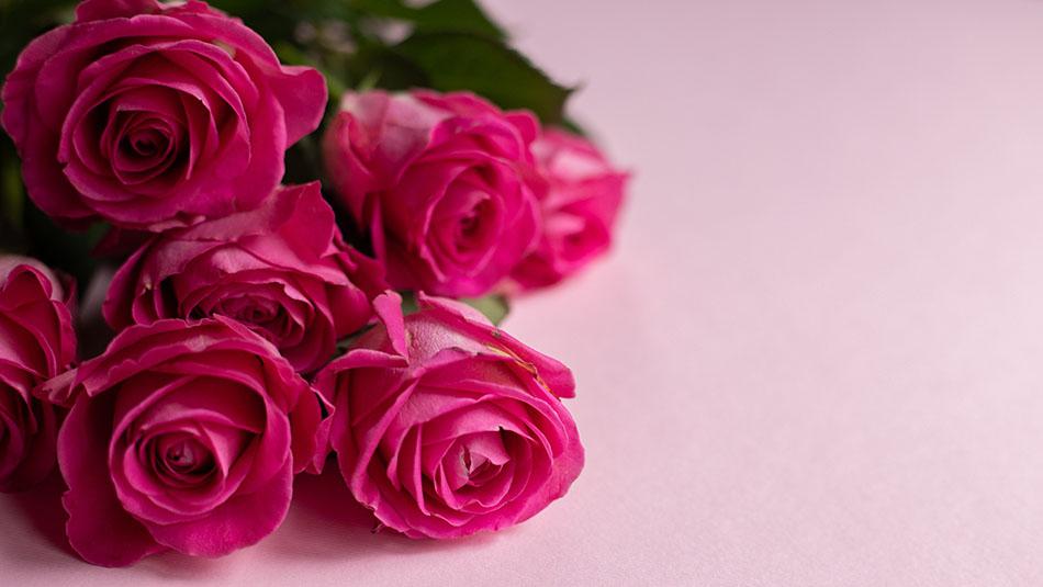 Occasions pour une livraison de fleur
