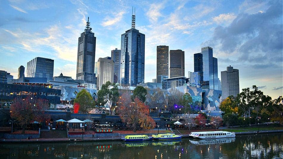 Melbourne - Voyage en Australie