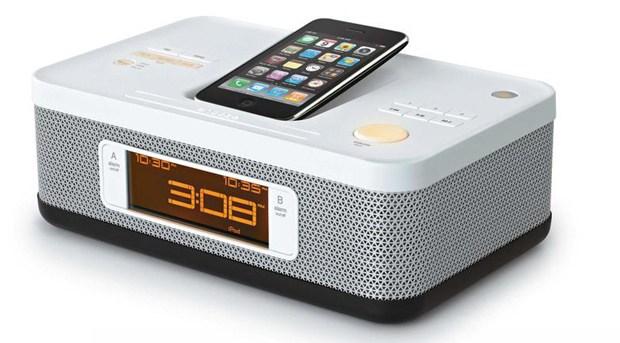 Gagnez une station d'accueil iPod/iPhone Memorex