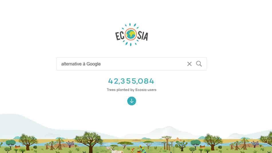 Alternative à Google - Sélection des meilleurs moteurs de recherche