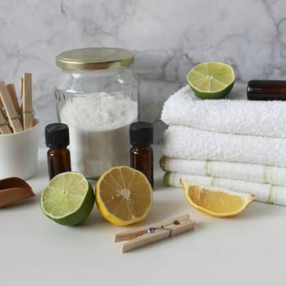 produit nettoyer maison naturellement