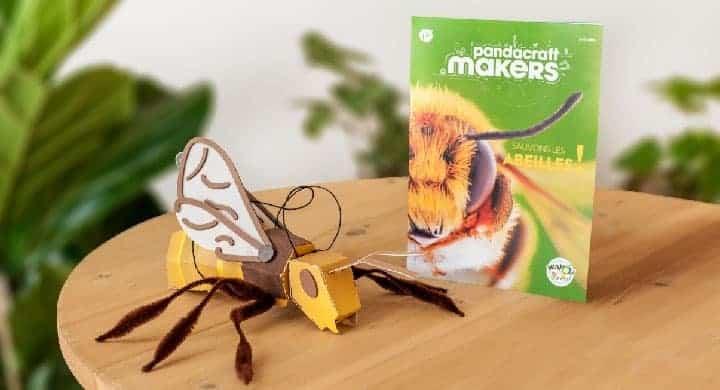 Box cadeau enfant Pandacraft