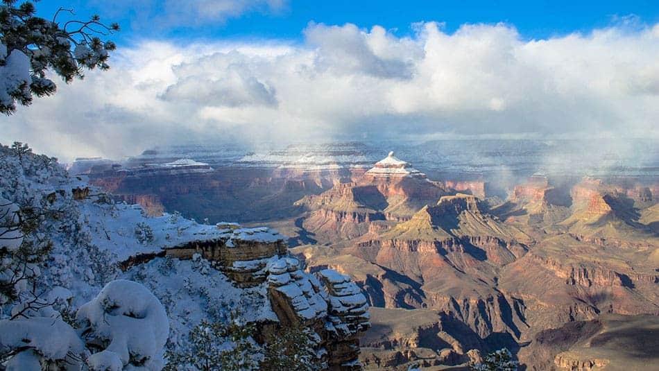 Les plus beaux parcs de l'Ouest Américain