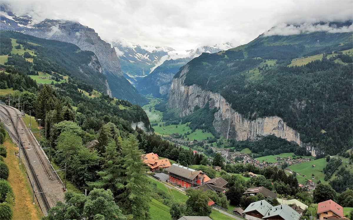 Partir vivre en Suisse
