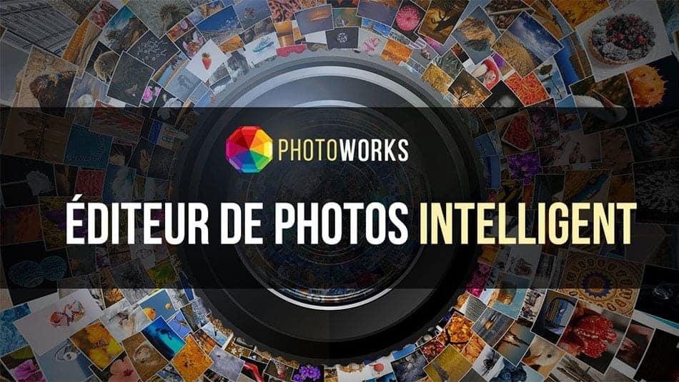 PhotoWorks - Logiciel de retouche photo automatique