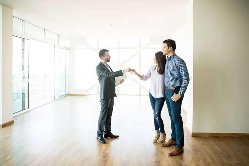 Nouveau propriétaire immobilier