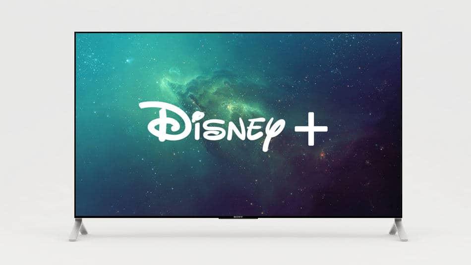 Plateforme de streaming Disney+