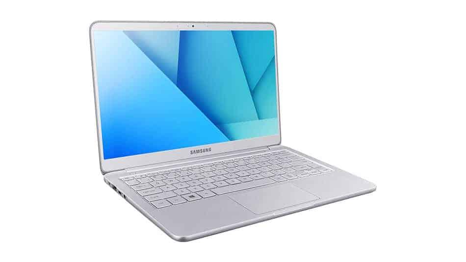 Projet de Samsung - Ordinateur portable à écran pliable