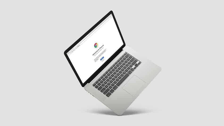 protéger navigateur google chrome sur mac