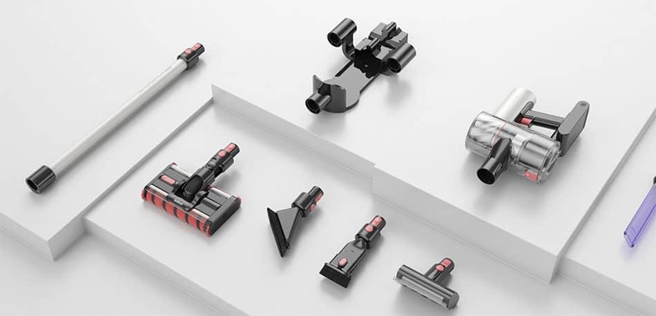 RedRoad aspirateur-balai sans fil V17
