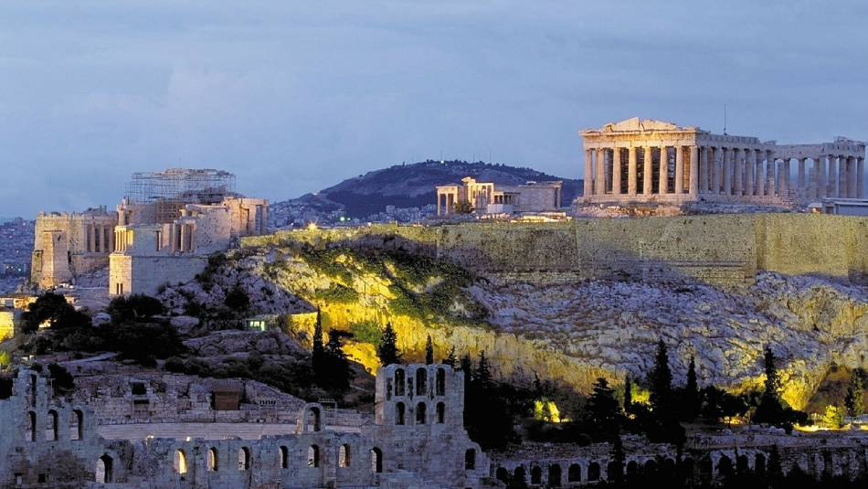 Séjour Athènes - Acropole
