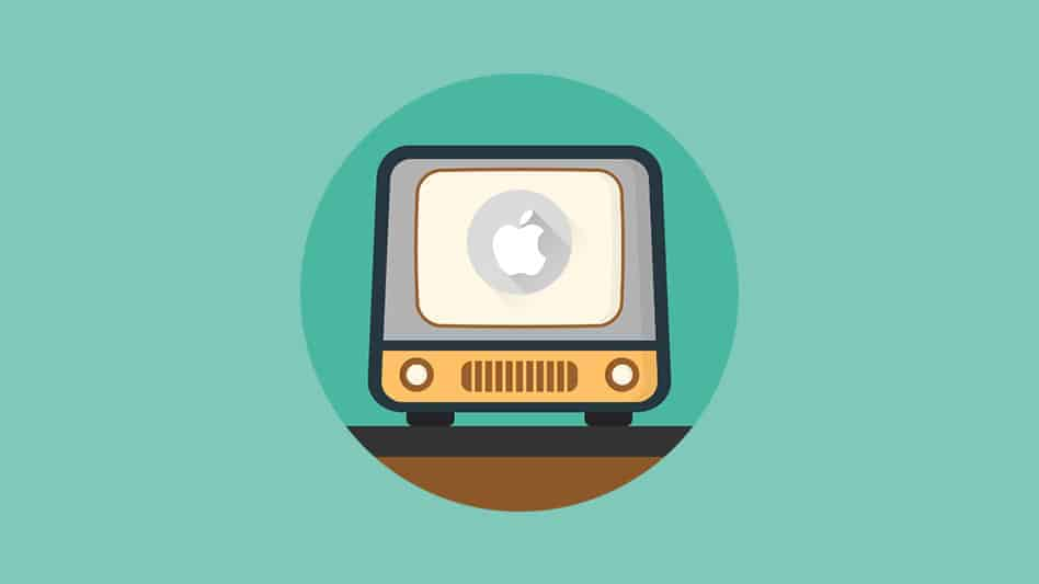 service de streaming vidéo Apple