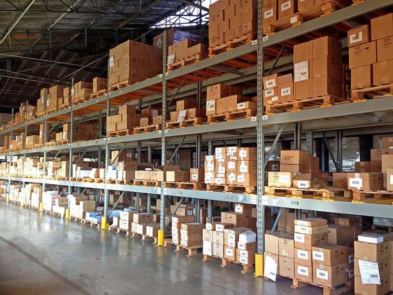 Stockage e-commerce