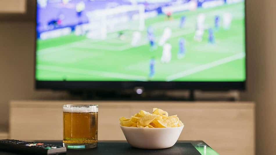 diffusion des matchs en streaming