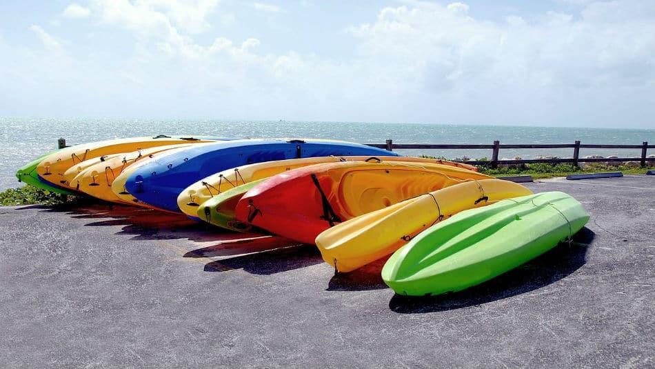 3 techniques indispensables en kayak