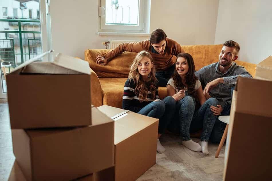 habitation fonctionnement colocation