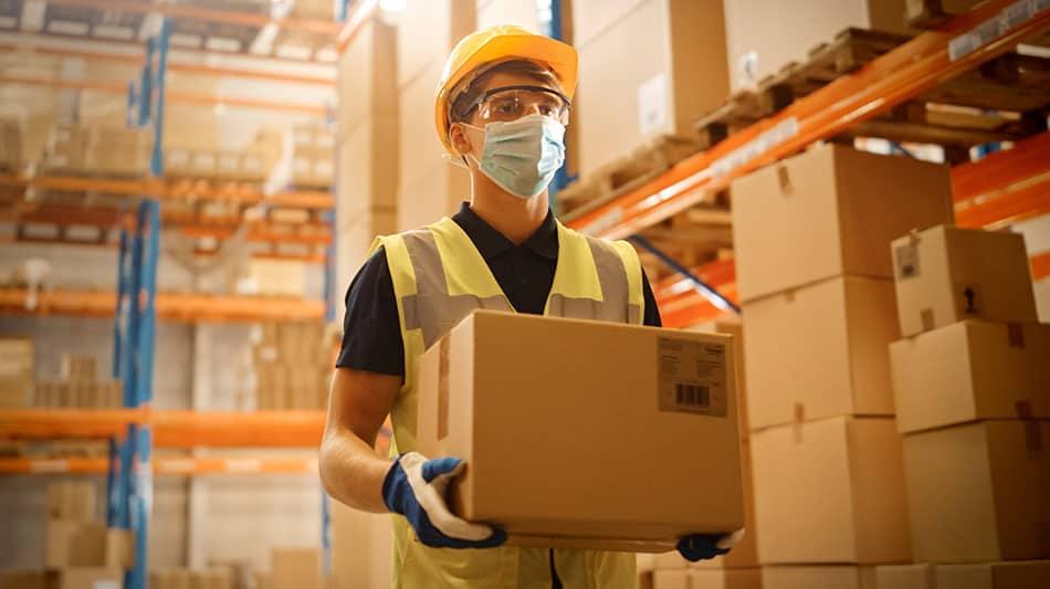entrepôt, améliorer la logistique