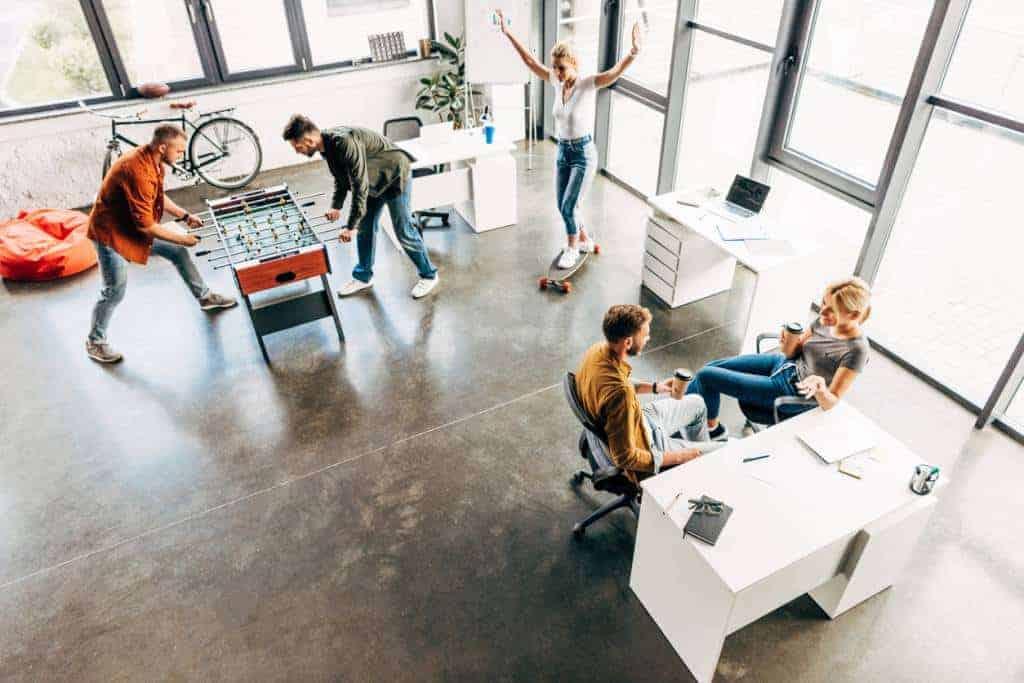 optimisez un espace de coworking