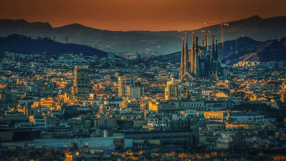 Voyage - Ville de Barcelone